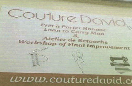 Couture David