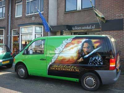 Het Tolkienwinkeltje