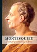 Montesquieu, Over de geest van de wetten