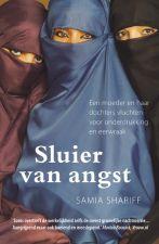 Samia Shariff, Sluier van angst, omslag