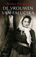 Gregson: De vrouwen van Falucska [cover]