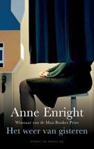 Anne Enright, Het weer van gisteren