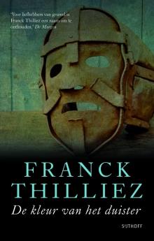 Franck Thilliez, De kleur van het duister [omslag]