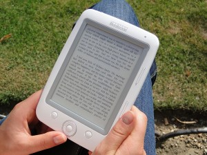 De Bookeen e-reader