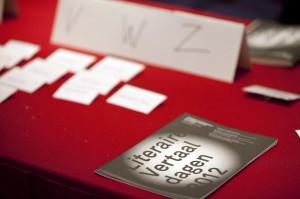 Vertaaldagen 2012