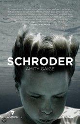 Amity Gaige, Schroder [omslag]