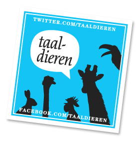 taaldieren [logo]