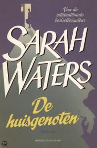 Omslag De huisgenoten Sarah Waters